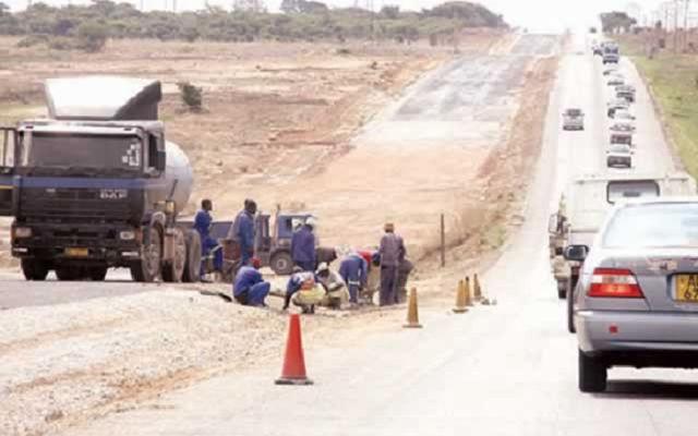 Zimbabwe's Beitbridge to Chirundu Highway Project
