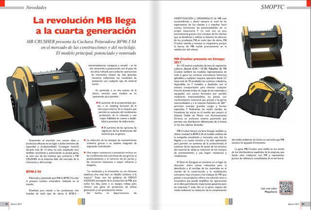 La revolución MB llega a la cuarta generación