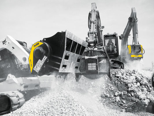 MB Crusher America to present Crushing, Screening Demos