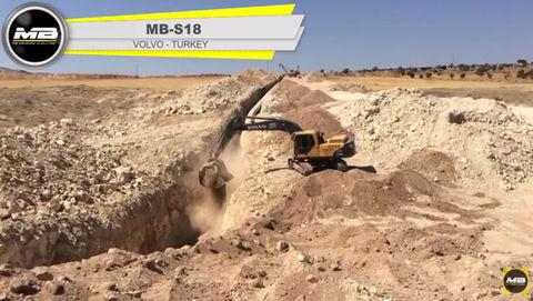 Türkiye'deki MB-S18'den büyük performans