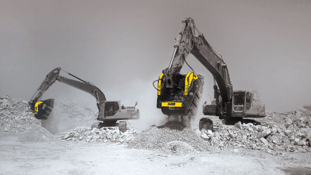 MB Crusher, innovative and customized solutions