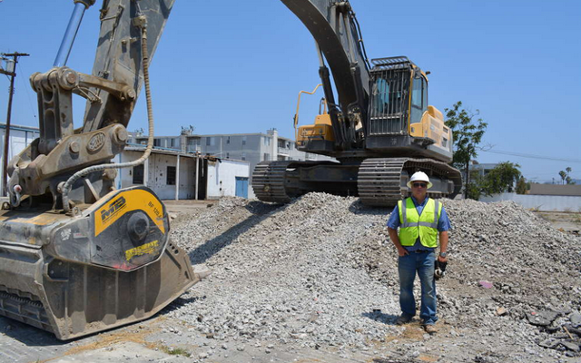 MB Crusher Nets 30 Percent Saving for Culver City Demolition Contractor