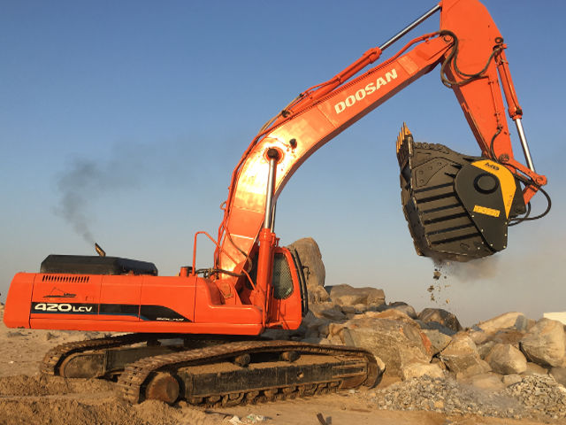 News - Innovation and environmental sustainability in Saudi Arabia with MB attachments