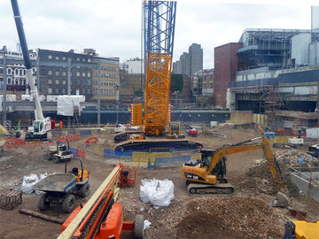 News - Can MB Crusher be a solution for the Crossrail project in London?