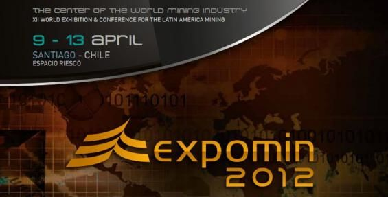MB a Expomin-Santiago,Chile
