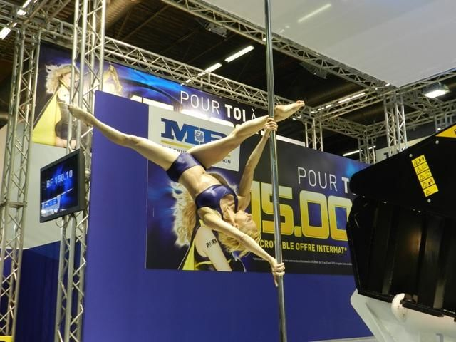 News - GREAT SUCCESS FOR MB AT INTERMAT 2012