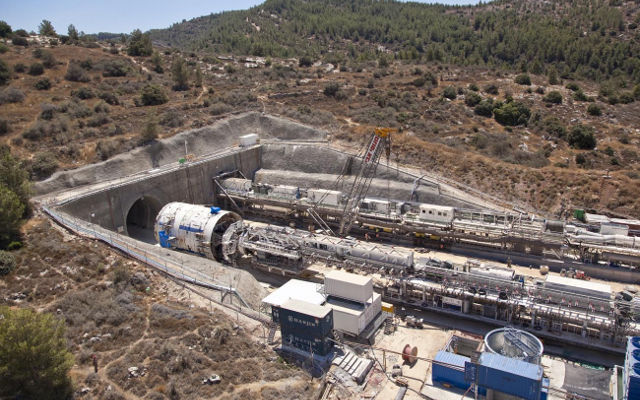 News - New rail network projects in Israel