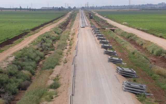 New rail network projects in Israel