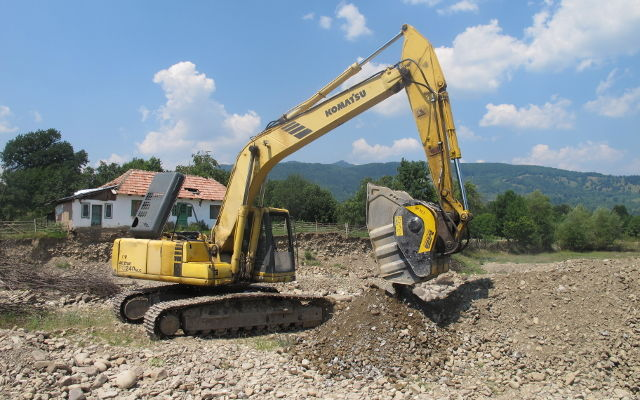 A new hydroelectric plant in Bosnia