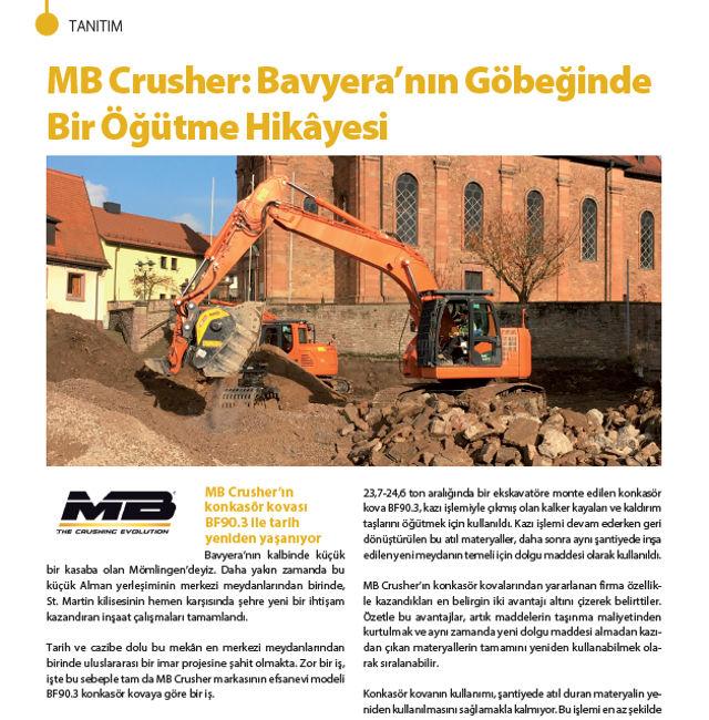 MB Crusher: Bavyera'nın Göbeğinde Bir Öğütme Hikâyesi