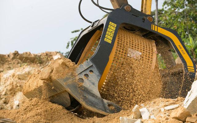MB Crusher, una risorsa preziosa per tutti i tipi di cava