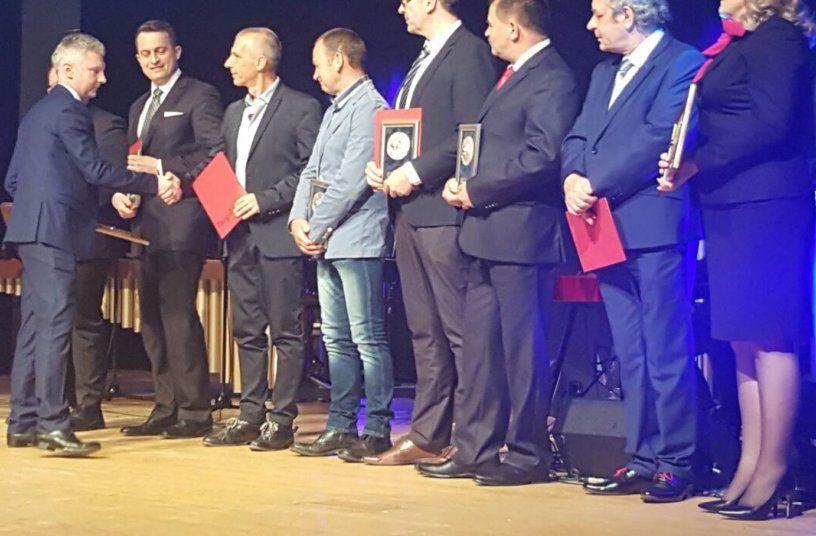 MB Crusher gewinnt den Preis für die Erneuerung der Autobahn Polska