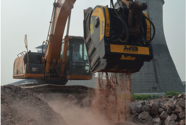 MB Crusher to slash cost of waste disposal
