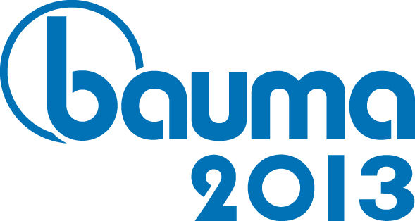 SAVE THE DATE! Coming soon at BAUMA 2013