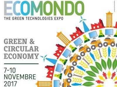 Tutti un po' più green per Ecomondo 2017!