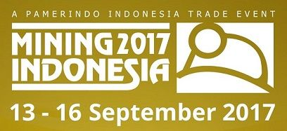 Come and visit MB Crusher at MINING INDONESIA 2017, 13-16 September - Jakarta