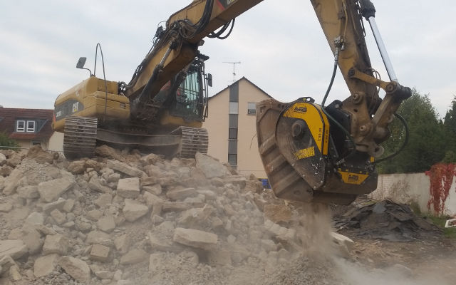 News - MB Crusher breathes new life into your site waste