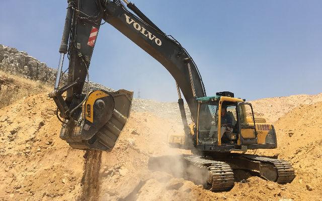 Crushing in Lebanon