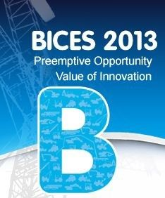 MB at BICES 2013 - in Beijing, China