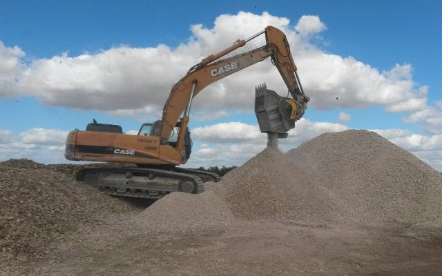 News - Avec le BF120.4 – Le recyclage est dans les prés