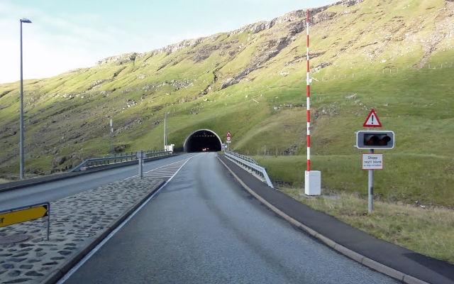 Subsea tunnels between the islands of Streymoy and Eysturoy and between Streymoy and Sandoy