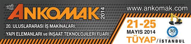 News - MB S.p.A. @ ANKOMAK 2014 - Istanbul, Turchia