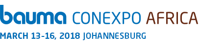 13-16 March 2018 - MB Crusher will attend bauma CONEXPO AFRICA - Johannesburg