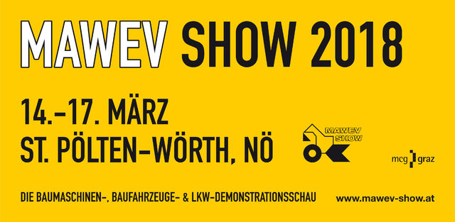 MB Crusher will attend MAWEV Show in Austria, 14th - 17th March 2018