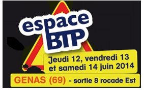 MB France @ Espace BTP 2014