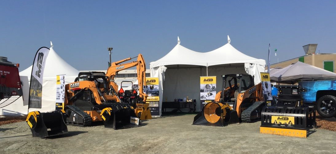 Live Screening and Crushing Demos for 51st World Ag Expo