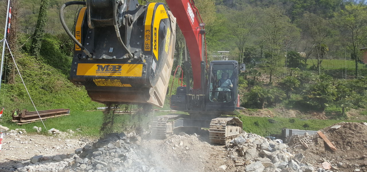 We offer complete portfolio of crushing and screening solutions