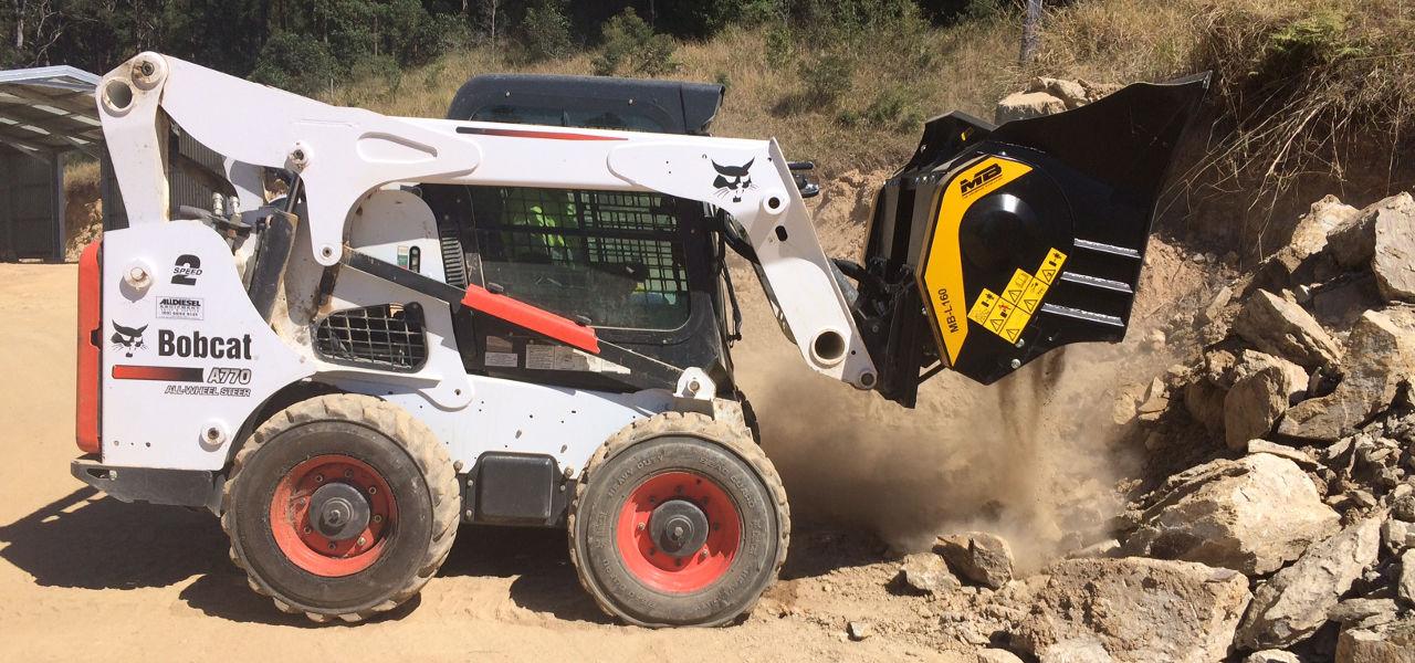 Os resíduos de construção, uma vez descartados, são agora transformados pela MB Crusher em uma nova fonte de lucro, com benefícios ambientais significativos.