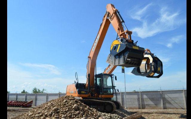 SACI lanza la nueva línea de trituradoras MB