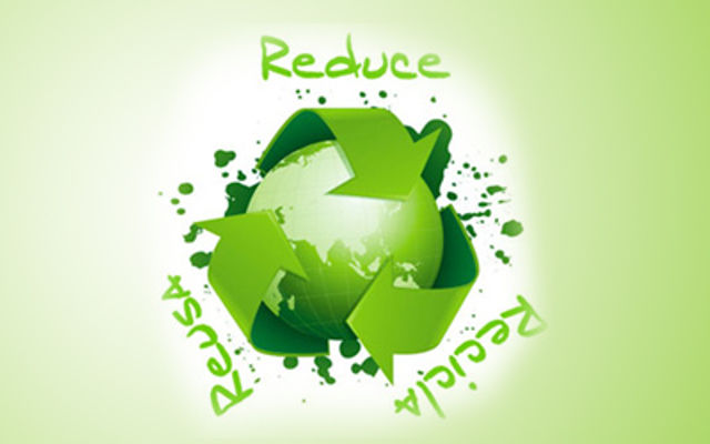 La reglas de las tres erres para una futuro sostenible, también en la construcción