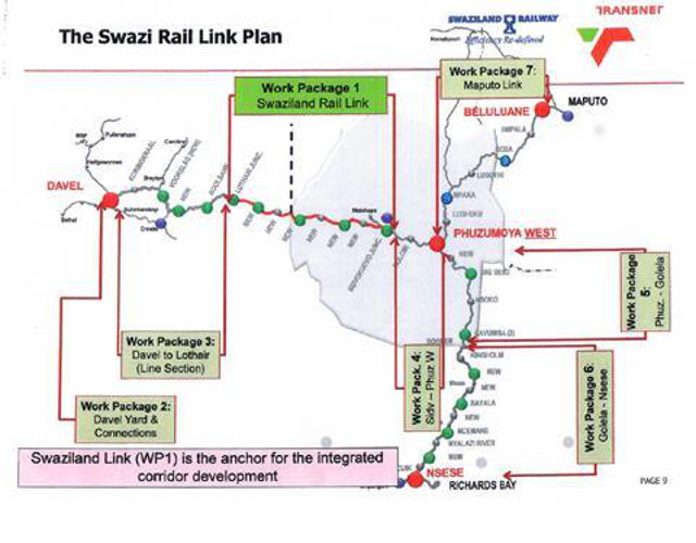 MB Crusher Solution for Swaziland Rail Link