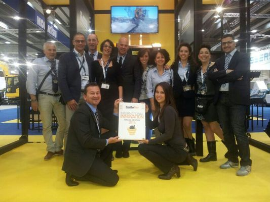 MB RECEIVES SPECIAL PRODUCT INNOVATION MENTION FOR MB-C50!