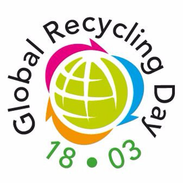 News - 18th MARCH 2018. ALL THE RECYCLING FOR A DAY, WORLDWIDE.