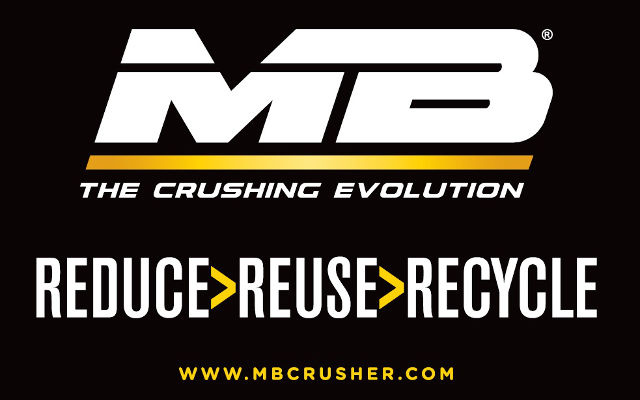 News - The UAE War on Waste: Reduce, Reuse and Recycle in Dubai with MB Crusher