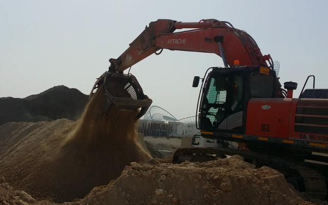 HABERLER - Katar FIFA 2022 – Durum İncelemesi - Al Furousiya Caddesi'ndeki Yol Geliştirme Çalışması