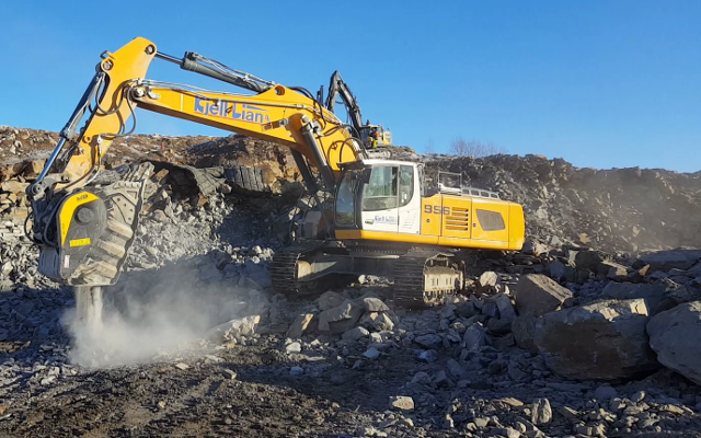 News - A ''good home'' for MB Crusher Bucket