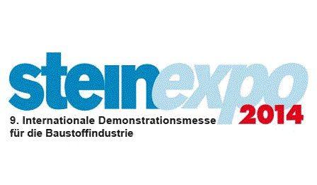 News - MB Deutschland @ STEINEXPO 2014!