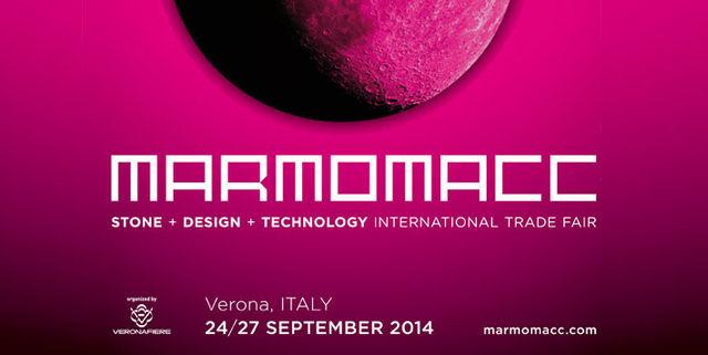 News - MB S.p.A. @ MARMOMACC 2014 - Verona