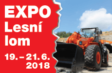 Vyzkoušej sílu MB Crusher na EXPO Lesní lom 2018 v Brně-Líšeň