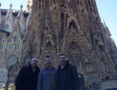 Planning 2015 with MB in Barcelona
