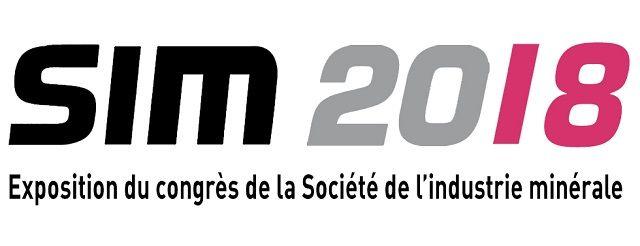 L' Exposition du congrès de la Société de l'industrie minérale.