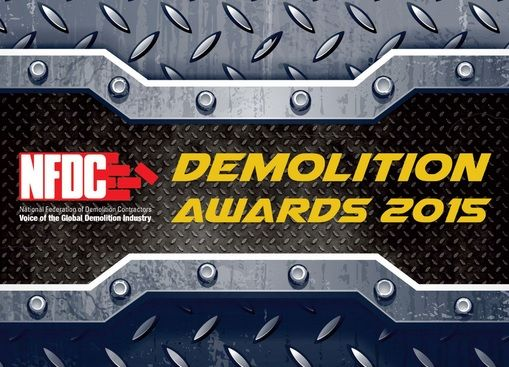 News - MB shortlisted for the Demolition Awards 2015