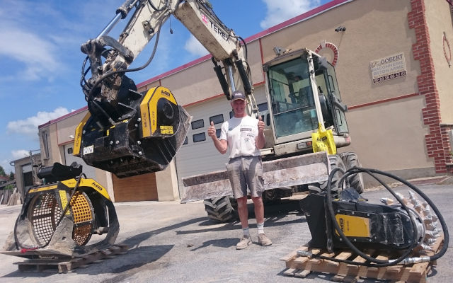 News - MB CRUSHER family grows