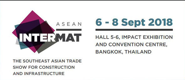 MB crusher attends INTERMAT ASEAN 2018