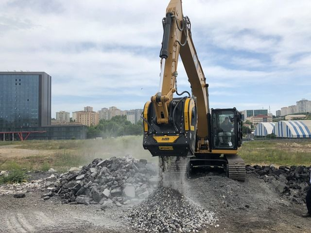 MB CRUSHER - AUGUST DEMO TOUR