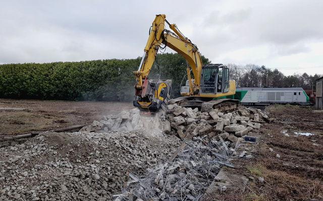 ÚLTIMAS NOTICIAS - Una nueva era para los residuos de  demolición y construcción